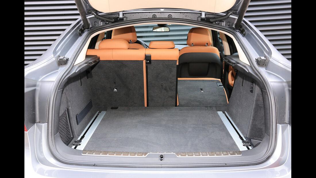 BMW X6 xDrive 30d, Kofferraum