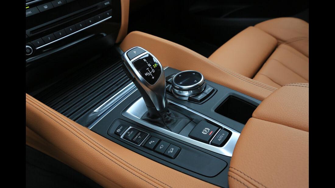 BMW X6 xDrive 30d, Navi