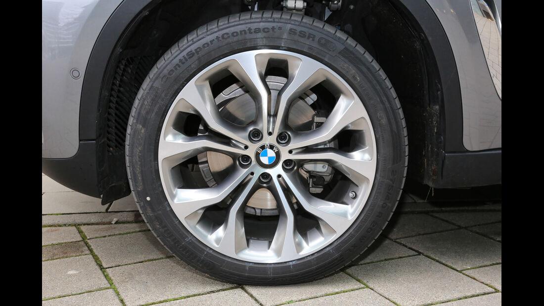 BMW X6 xDrive 30d, Rad, Felge