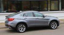 BMW X6 xDrive 30d, Seitenansicht
