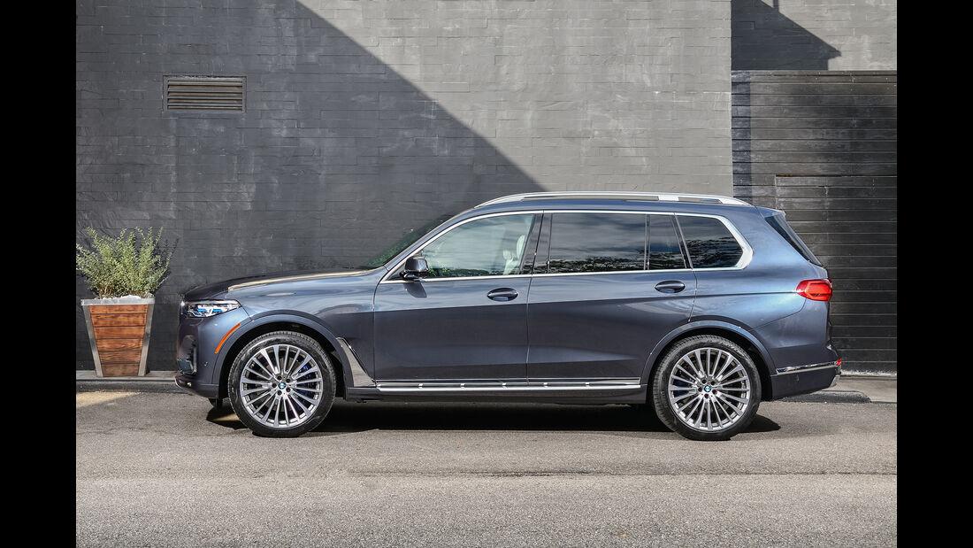 BMW X7 40i, Exterieur
