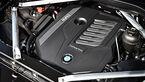 BMW X7 40i, Motorraum
