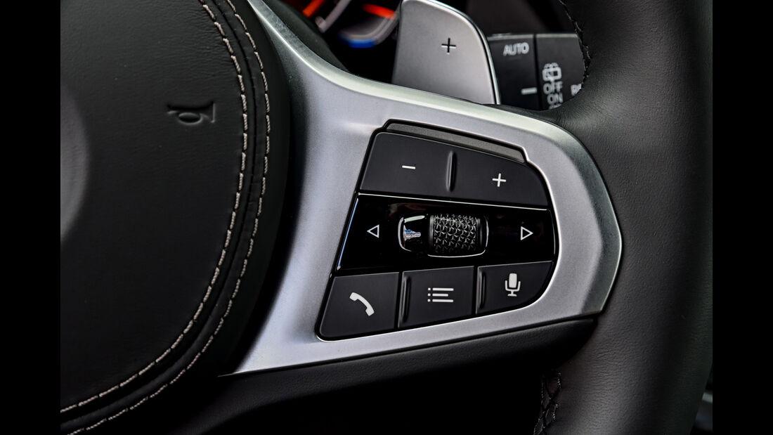 BMW X7 50i, Interieur