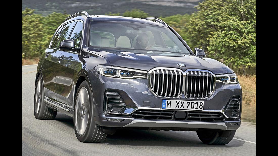 BMW X7, Best Cars 2020, Kategorie K Große SUV/Geländewagen