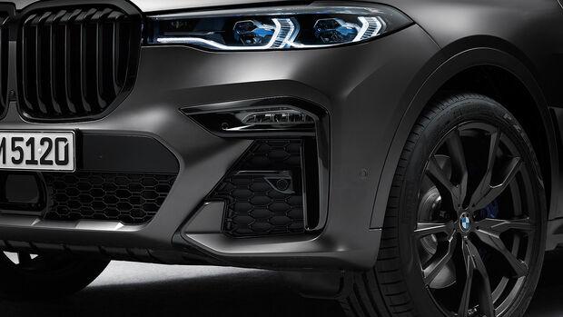 BMW X7 Edition Dark Shadow