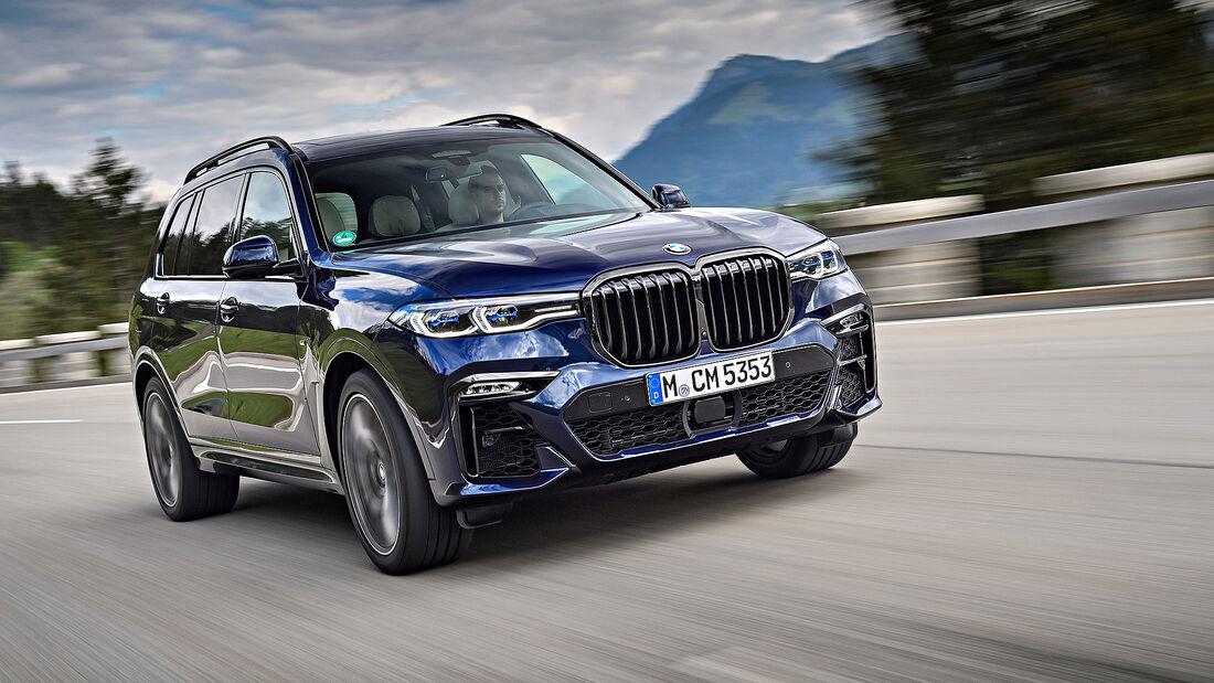 BMW X7 M50i xDrive