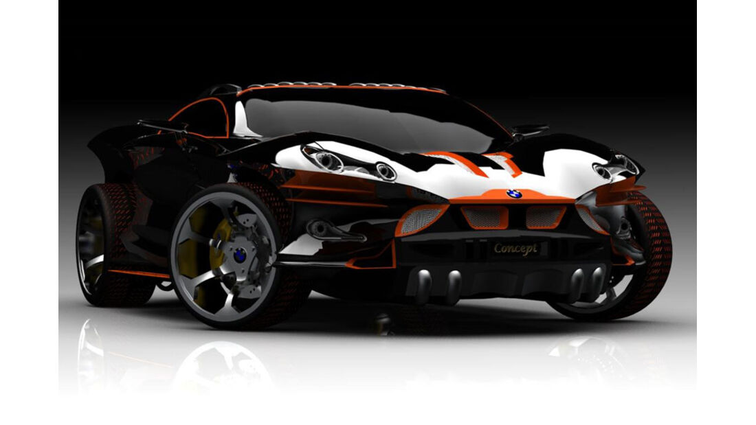 BMW X9 Concept