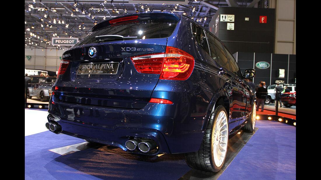 BMW XD3 Biturbo