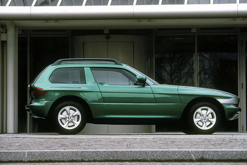 BMW Z1 Coupé Concept