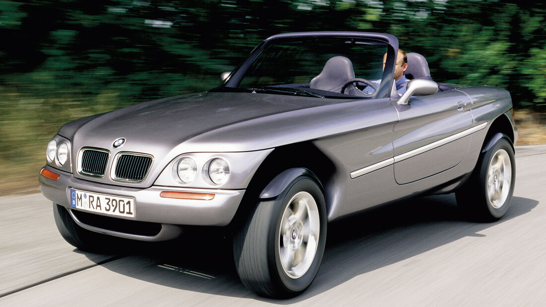 BMW Z18, Offroad-Roadster von 1995