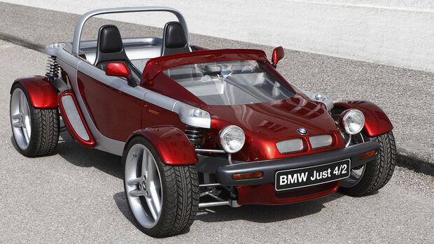 BMW Z21 Just 4/2 Concept, Prototyp von 1995