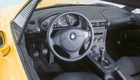 BMW Z3 3.0i Coupé, Cockpit