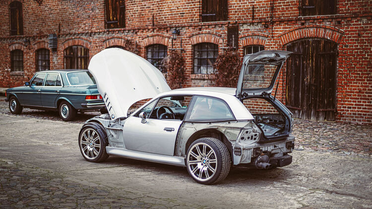 Bmw Z3 Coupé 2 8 1998 2002 Restaurierung Auto Motor Und Sport