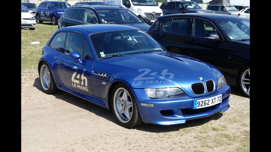 BMW Z3 Coupé - Carspotting - 24h Le Mans 2018