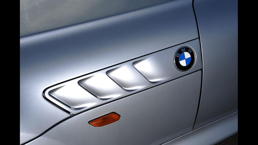 BMW Z3 Coupé, Lufteinlässe