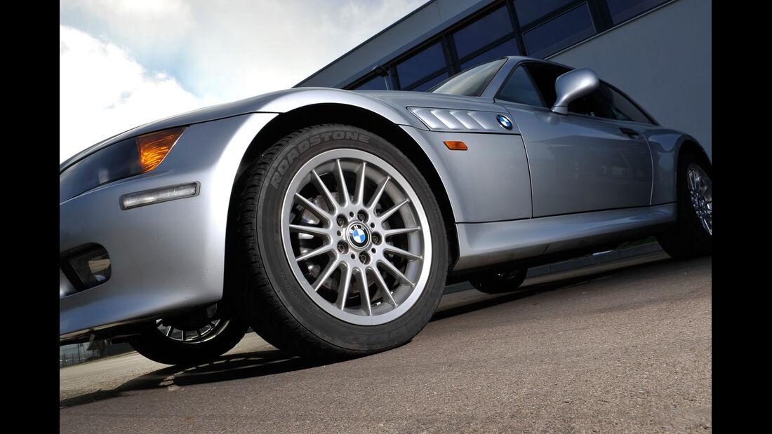 BMW Z3 Coupé, Rad, Felge