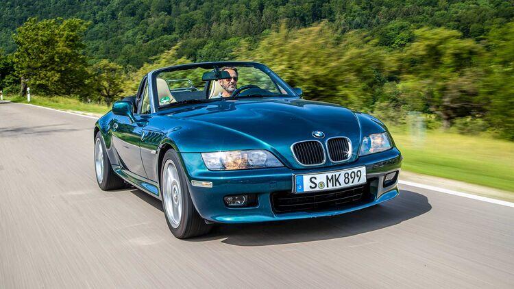 Bmw Z3 1995 2002 Kaufberatung Infos Preise Schwächen Auto Motor Und Sport
