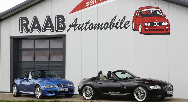 Bmw Z3 Und Z4 M Roadster Kaufberatung Auto Motor Und Sport