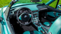 BMW Z3 M Roadster, Interieur