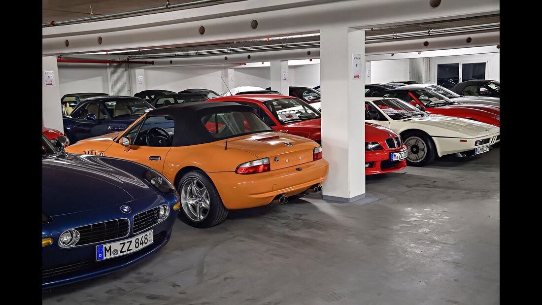 BMW Z3 V12 Prototyp