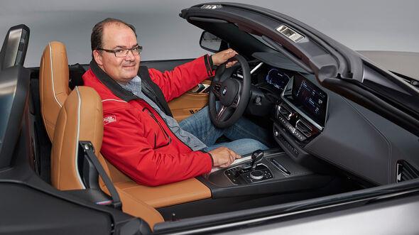 Bmw Z4 2019 Fahrbericht Infos Bilder Marktstart Vom G29 Auto