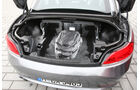 BMW Z4 28i, Kofferraum