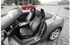 BMW Z4 28i, Sitze