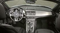 BMW Z4 3.0i, Cockpit