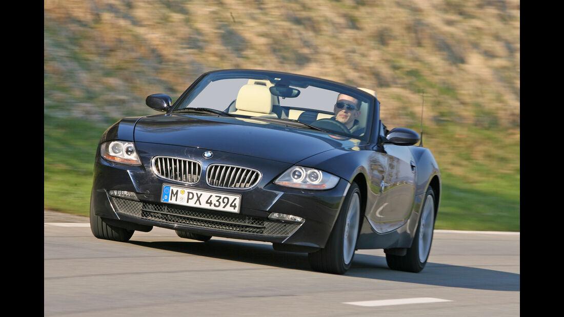BMW Z4 3.0i, Exterieur