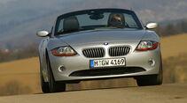 BMW Z4 3.0i, Frontansicht