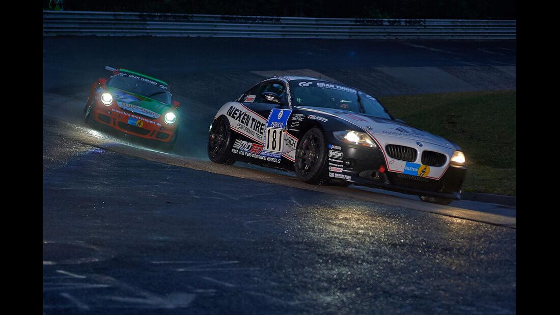 BMW Z4 3.0si - Adrenalin-Motorsport - #181 - 24h-Rennen Nürburgring 2014 -  Qualifikation 1