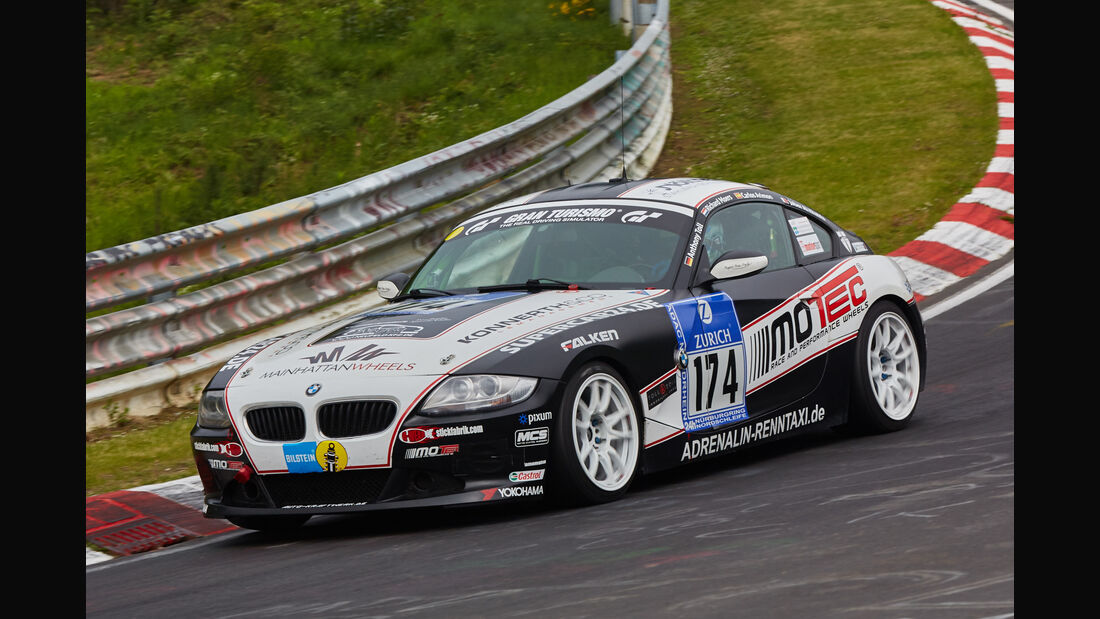 BMW Z4 3.0si - Pixum Team Adrenalin Motorsport - Startnummer: #174 - Bewerber/Fahrer: Anthony Toll, Carlos Arimon Solivellas, Richard Moers - Klasse: V5