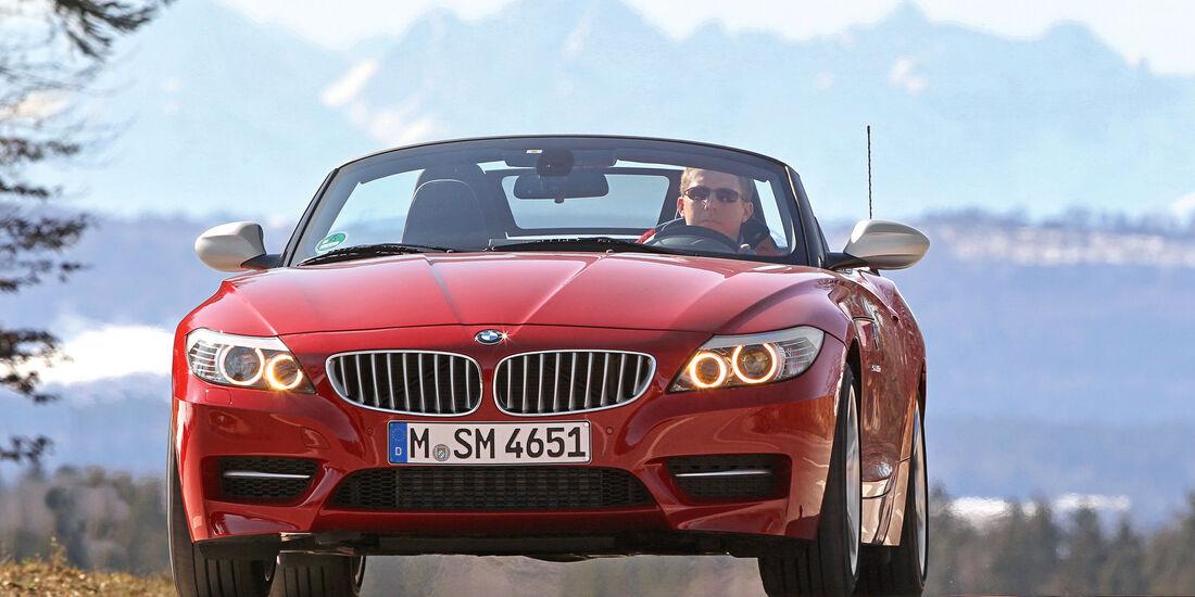 BMW Z4 35 iS -  Gebrauchtwagen - Beratung - Sportwagen - Roadster
