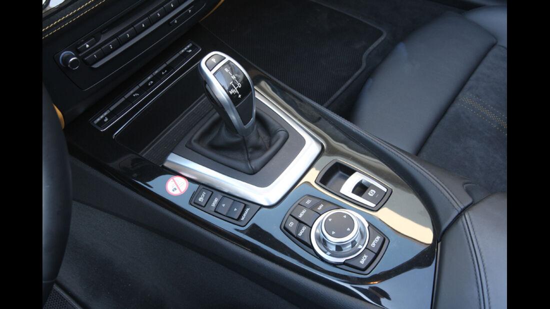 BMW Z4 35i, Innenraum