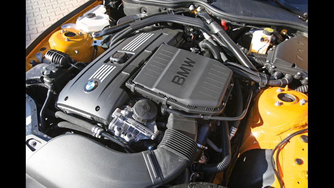 BMW Z4 35i, Motor