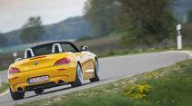 BMW Z4 35iS, Exterieur