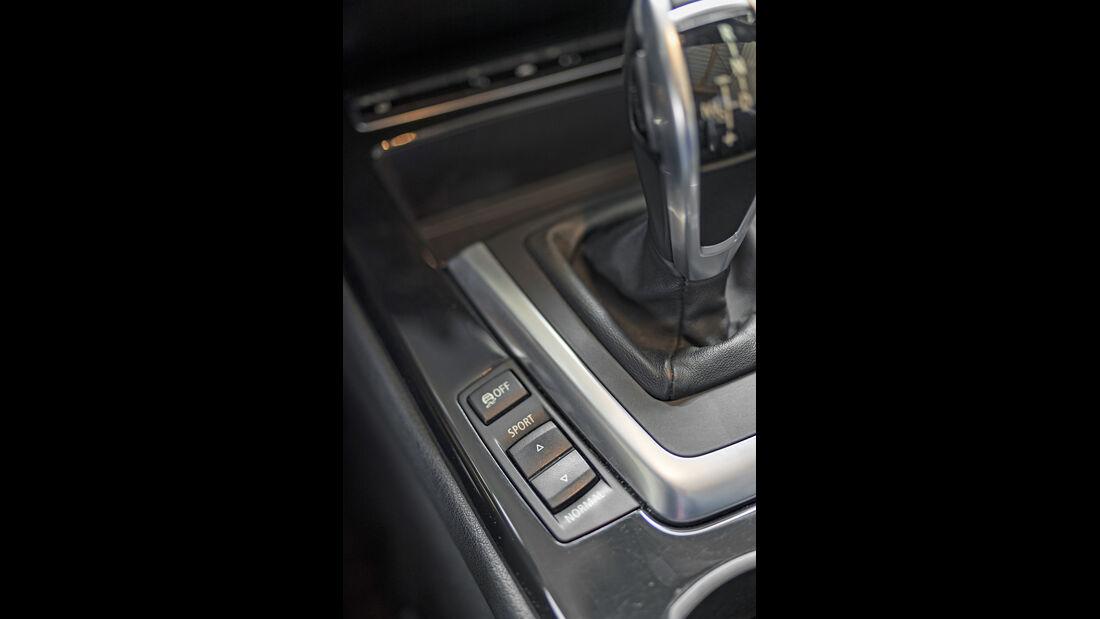 BMW Z4 35iS, Interieur
