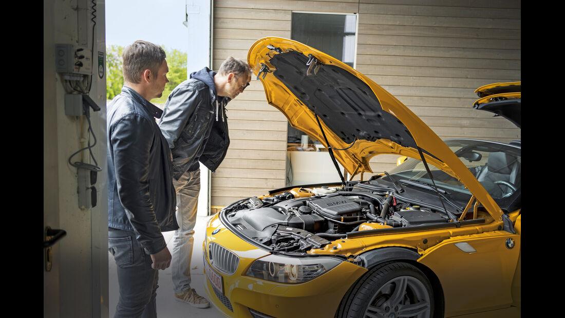 BMW Z4 35iS, Motor
