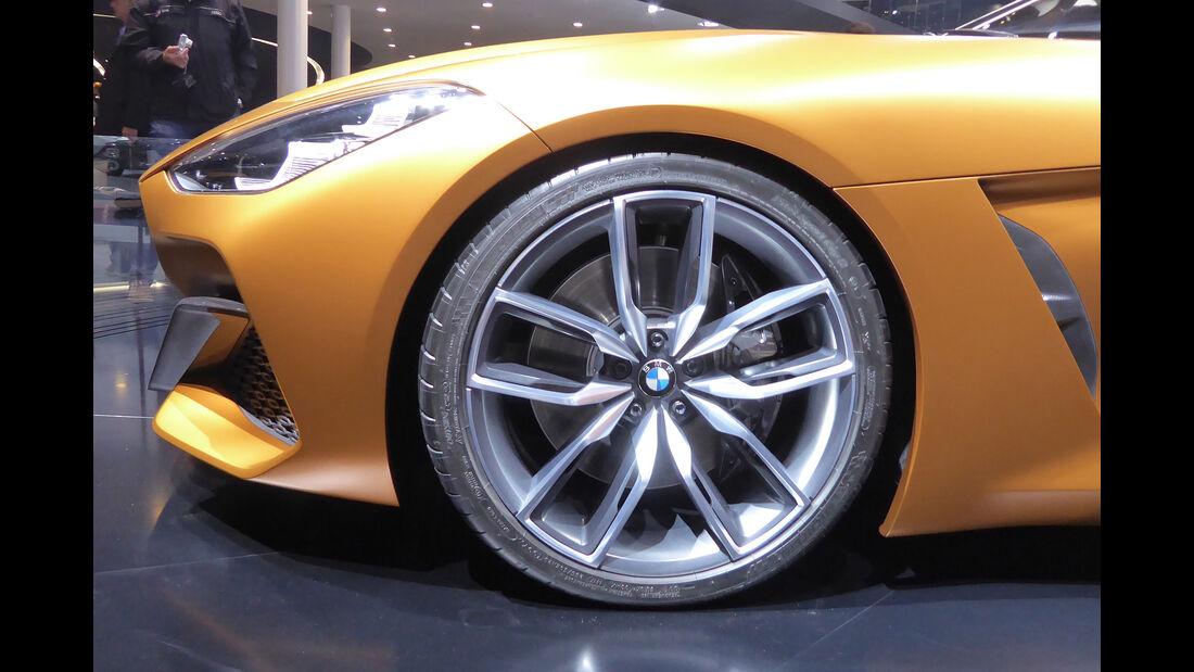 BMW Z4 Concept - Felgen - IAA 2017