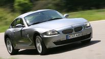 BMW Z4 Coupé 3.0 si, Frontansicht