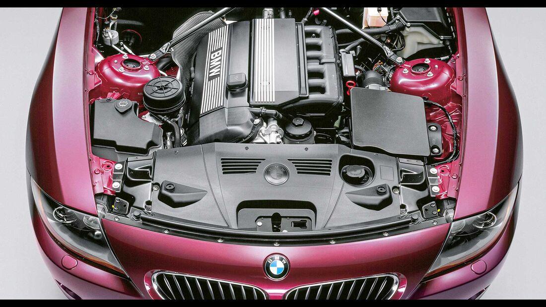 BMW Z4 (E85) 2.5 si Motor (N52)