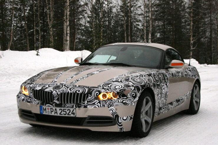 BMW, Z4, Erlköning, 0109