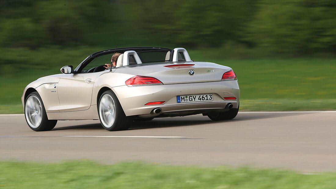 BMW Z4, Exterieur
