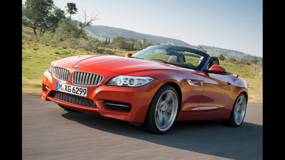 BMW Z4 Facelift 2013