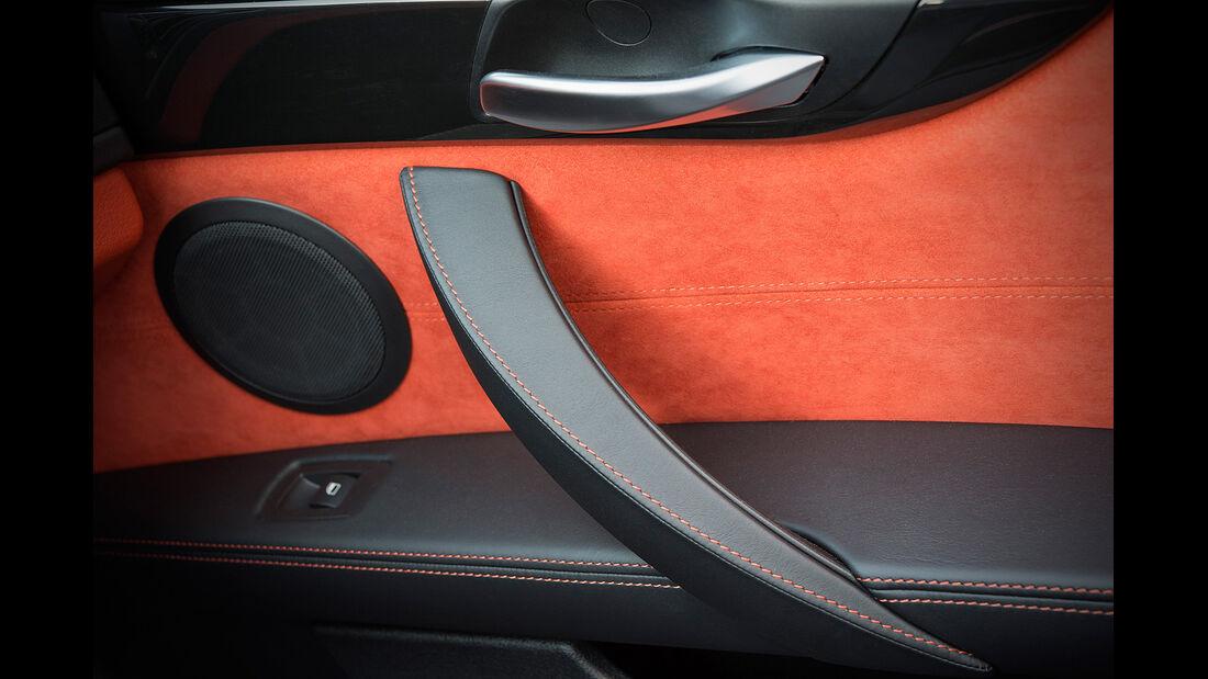 BMW Z4 Facelift 2013, Innenraum, Türverkleidung