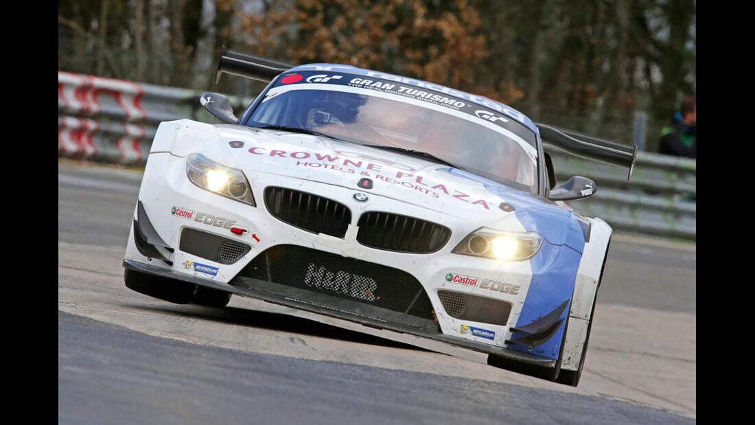 BMW Z4, Frontansicht