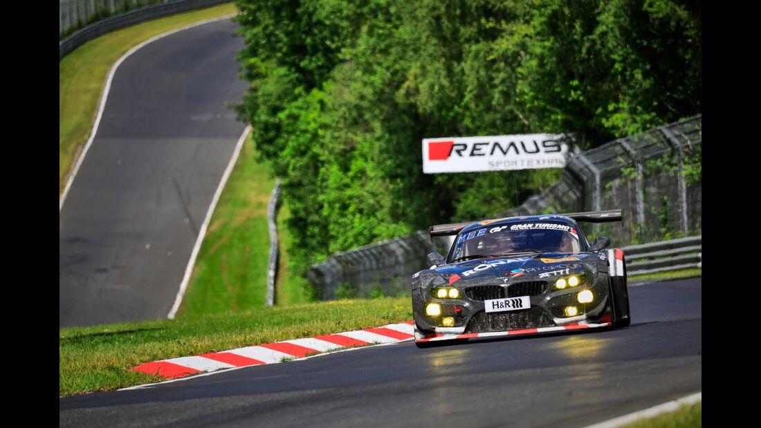 BMW Z4 GT3 - 24h Rennen Nürburgring - 21. Juni 2019
