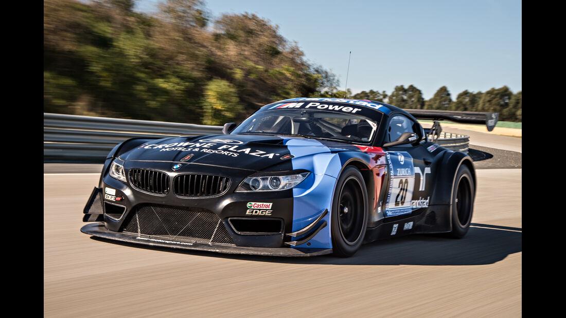 BMW Z4 GT3, Frontansicht