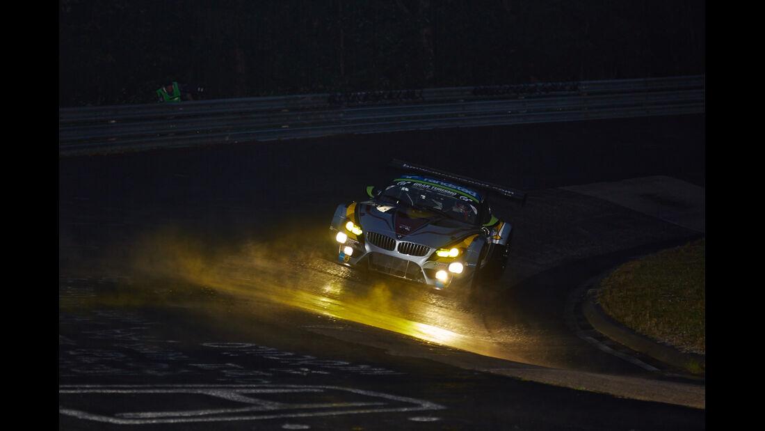 BMW Z4 GT3 - Marc VDS  - 24h-Rennen Nürburgring 2014 - Qualifikation 1