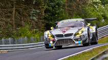 BMW Z4 GT3 - Marc VDS - 24h-Rennen Nürburgring 2014 - Top-30-Qualifying